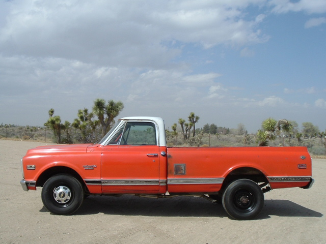1970 chevrolet c20 3 4 ton truck cst trim chevy. Black Bedroom Furniture Sets. Home Design Ideas
