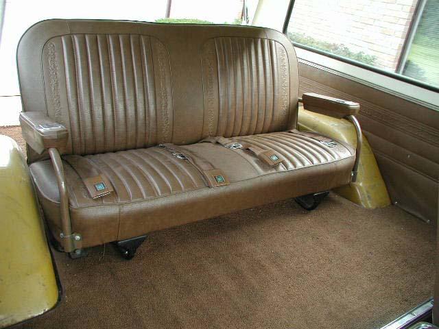 1987 Blazer Bench Seat