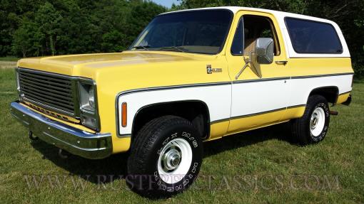 rustfree classic    wheel drive truck