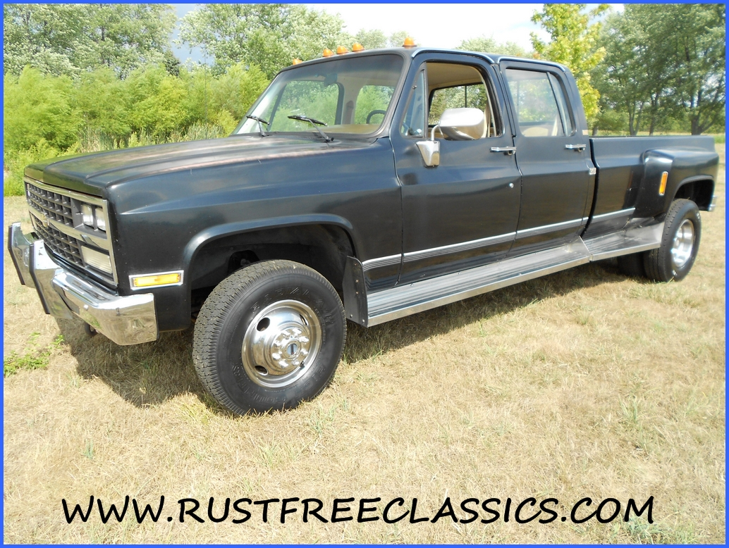 1973 1987 chevy crew cab 4x4 for autos post. Black Bedroom Furniture Sets. Home Design Ideas