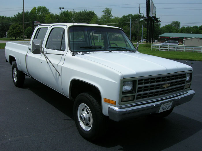 1980 1990 Chevy Crew Cab For Sale Autos Post