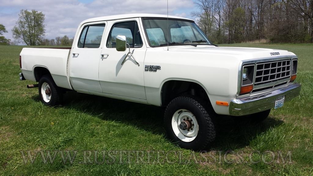 Dodge Crew Cab 1985 Craigslist Autos Post