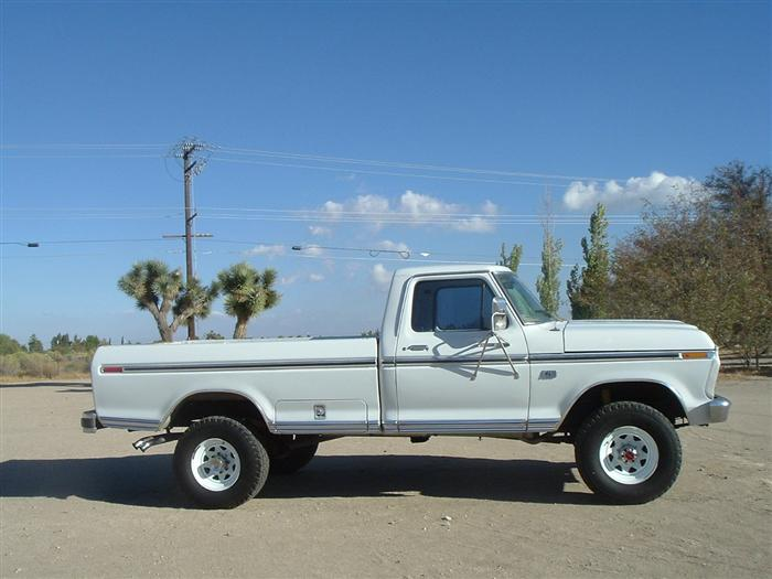 1974 Ford Highboy For Sale http://www.pic2fly.com/1974-Ford-F-250-Highboy.html