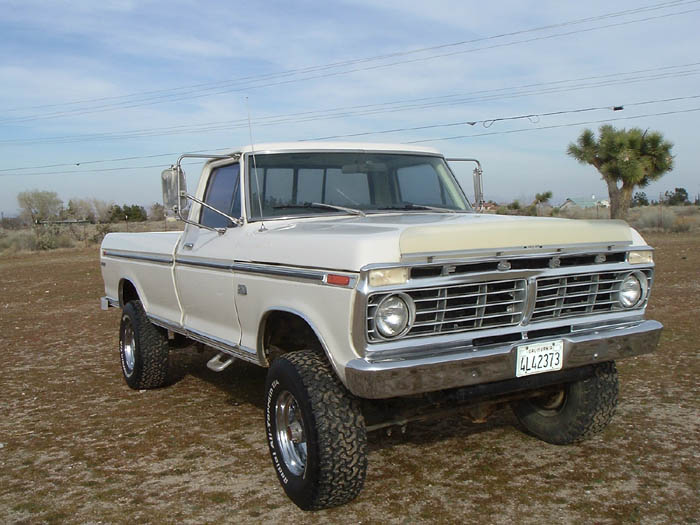 75 F250 Highboy For Sale.html | Autos Post