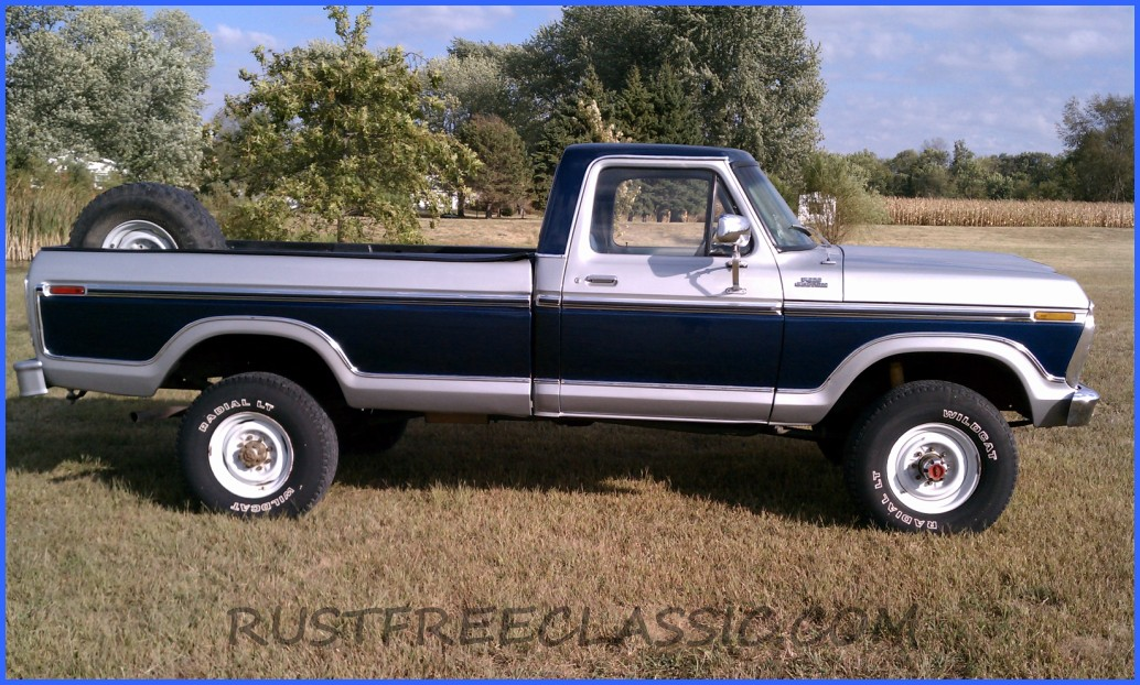 77 F250 Highboy For Sale | Autos Post