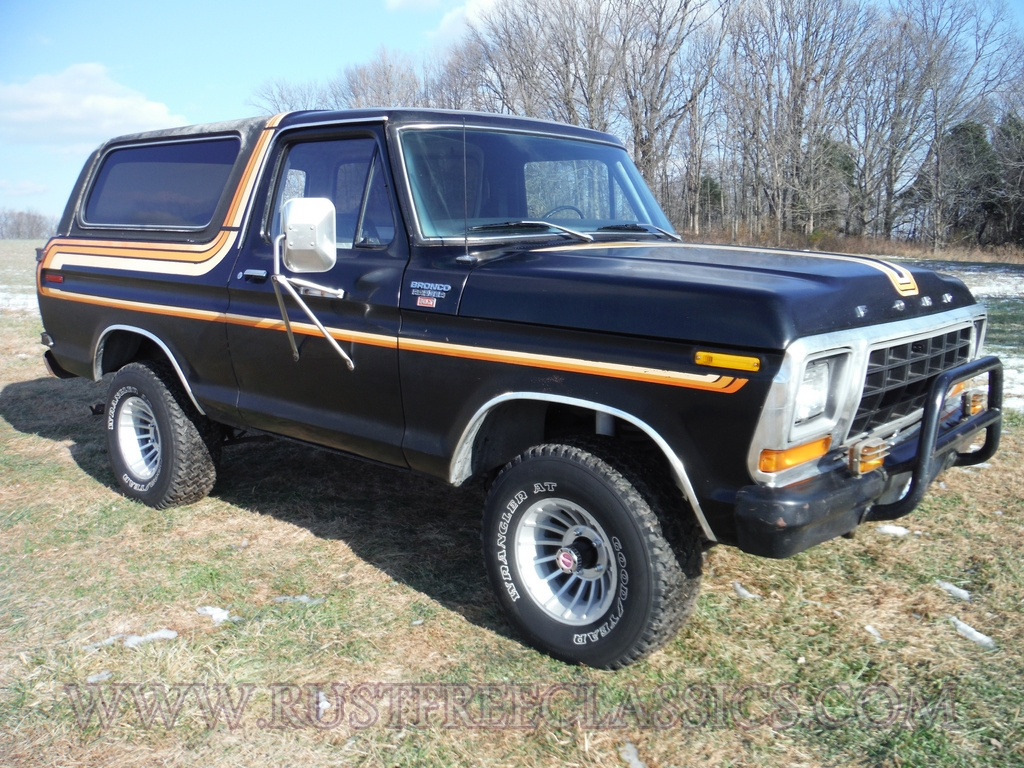 1978 bronco ranger xlt 4x4 free wheelin package 400. Black Bedroom Furniture Sets. Home Design Ideas