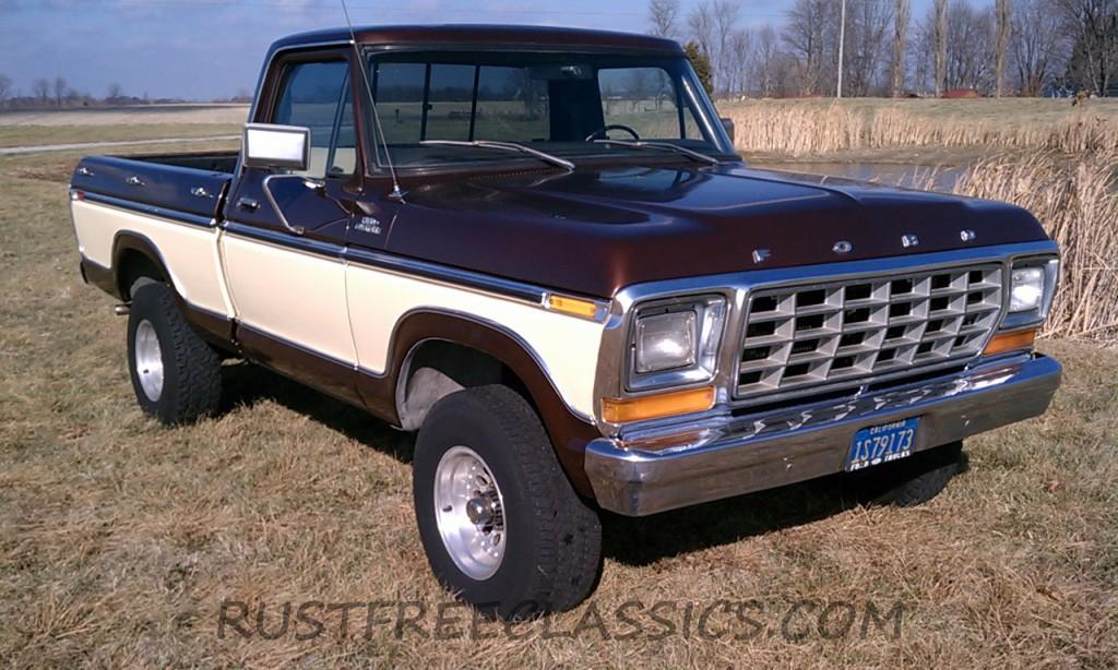 1978 79 short bed ford trucks for autos weblog. Black Bedroom Furniture Sets. Home Design Ideas