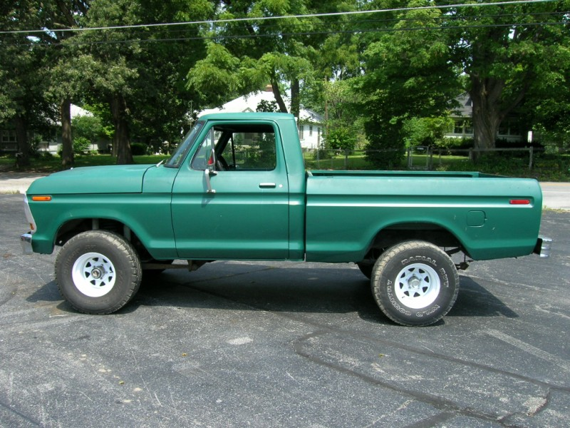 1979 Ford F350 4x4 Crew Cab 4 Door Short Bed Pickup Autos Post