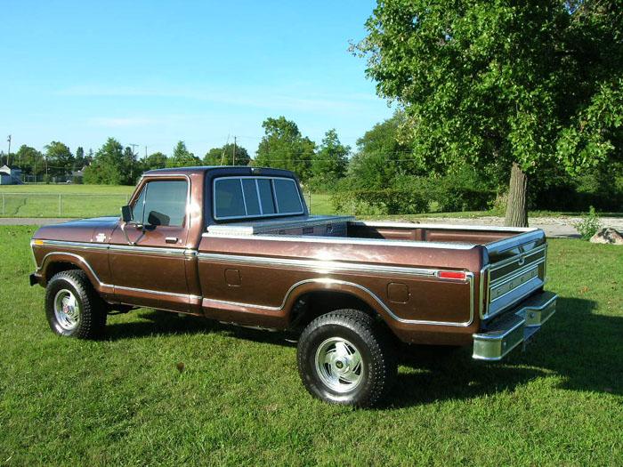 79 f150 truck bed for autos weblog. Black Bedroom Furniture Sets. Home Design Ideas