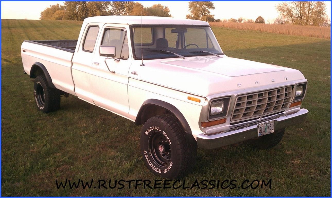 1979 Ford Supercab For Sale Craigslist | Autos Post